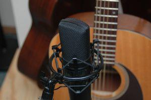 Singer Song Writer Recording Service