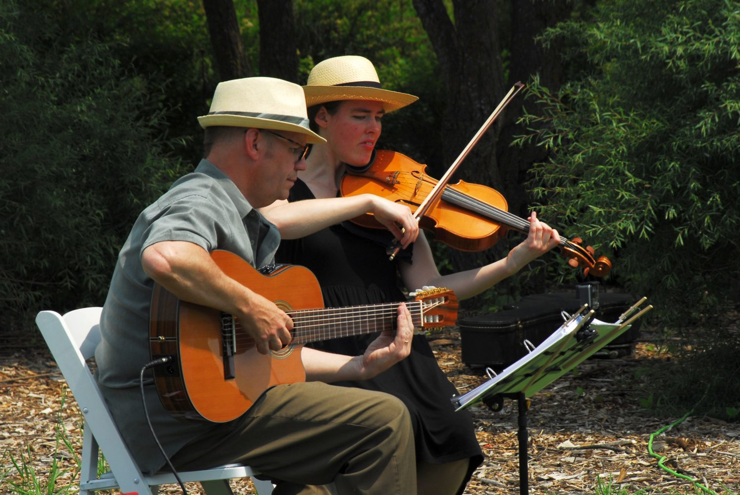 String duo for Winnipeg weddings