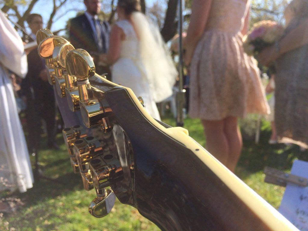 Winnipeg Wedding Guitarist